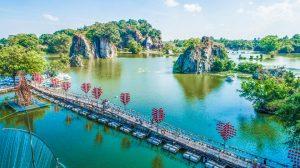 khu du lịch nổi tiếng ở đồng nai