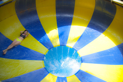 các trò chơi ở đầm sen nước là gì