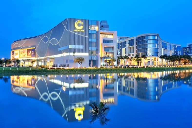 review các trung tâm thương mại lớn ở tphcm