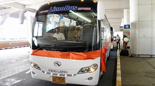 phương tiện di chuyển từ sân bay suvarnabhumi vào trung tâm bangkok