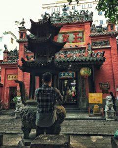 khoảng thời gian mở cửa của chùa ngọc hoàng
