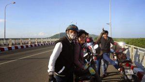 những kinh nghiệm khi đi phượt vũng tàu bằng xe máy