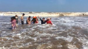 cách đi chuyển đi biển thạnh phú ở bến tre cồn bửng