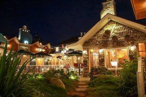 quán cafe san vuon đẹp ở hcm