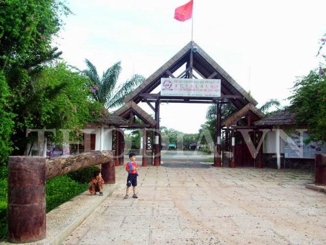 tham quan huyện củ chi - tây nguyên giữa lòng Sài Gòn