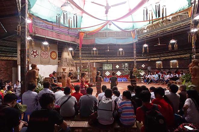 khu du lịch sinh thái văn hóa dân tộc Củ Chi