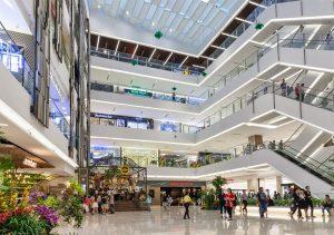 các khu trung tâm thương mại lớn hiện đại ở tphcm