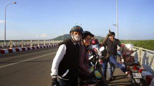 lịch trình đi vũng tàu bằng xe máy 2 ngày 1 đêm