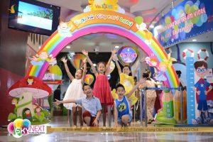 địa điểm vui chơi cuối tuần cho trẻ ở hà nội