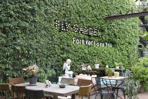 review quán cafe sân vườn ở sài gòn đẹp