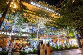 điểm danh trung tâm thương mại tại tphcm lớn nhất