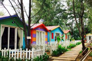 resort vung tau có bãi tắm riêng
