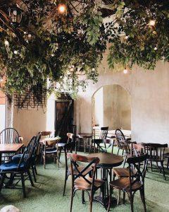 các quán cafe sân vườn siêu đẹp ở sài gòn