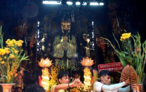 chùa ngọc hoàng được mở của vào thời gian nào