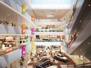 khám phá trung tâm thương mại lớn nhất tại tphcm