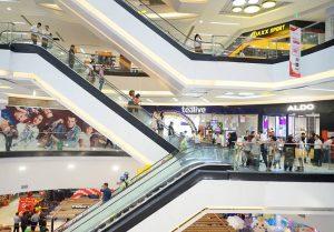 những trung tâm thương mại lớn được yêu thích ở tphcm