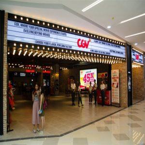 trung tâm thương mại lớn được yêu thích tại tphcm