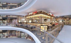 điểm mặt các khu trung tâm thương mại nổi tiếng tại tphcm