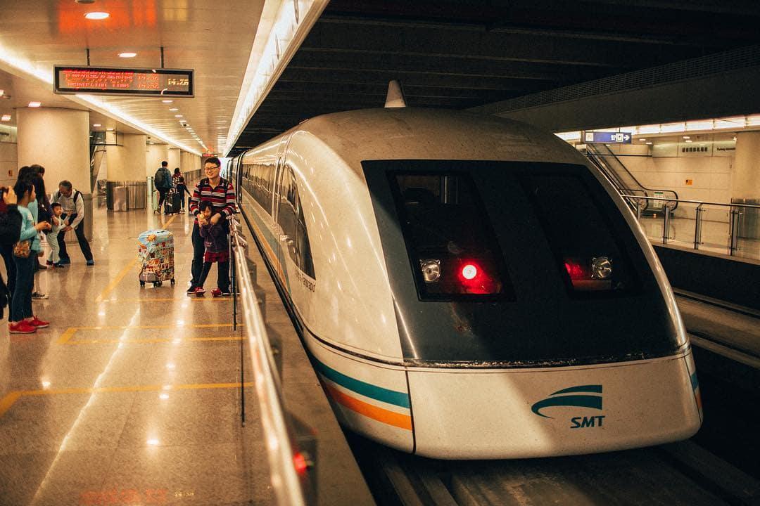 Di chuyển trong Thượng Hải