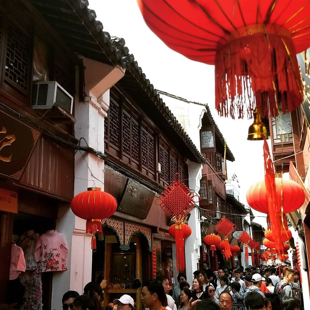Thời điểm du lịch Thượng Hải thích hợp
